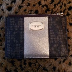 Michael Kors card holder with key ring